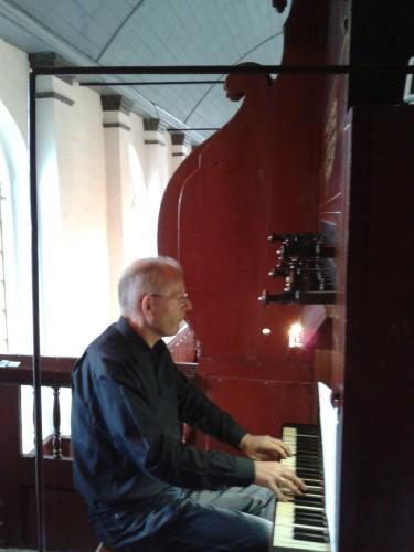 Organist: Geert Meendering