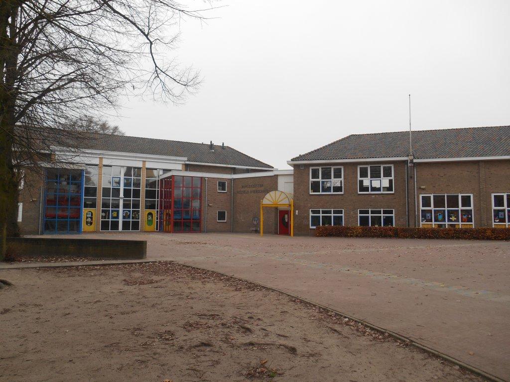 Burg. Wessels Boerschool in Dalen
